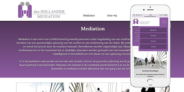 den Hollander Mediation