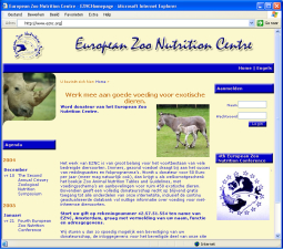 European Zoo Nutrition Centre - EZNC