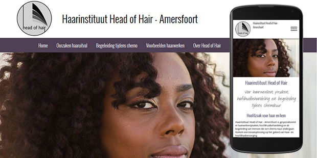 Head of Hair - Amersfoort