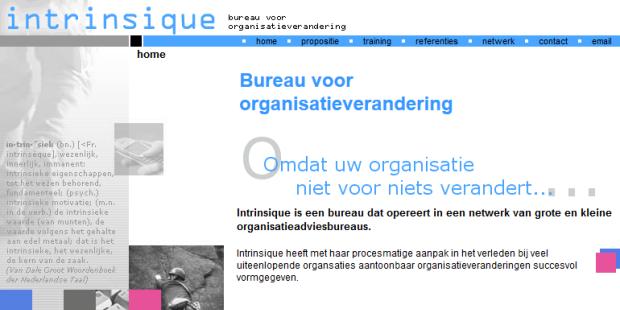 Intrinsique - Bureau voor Organisatieverandering