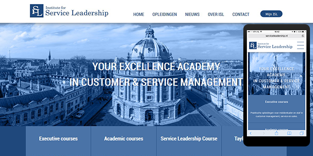 Institute for Service Leadership