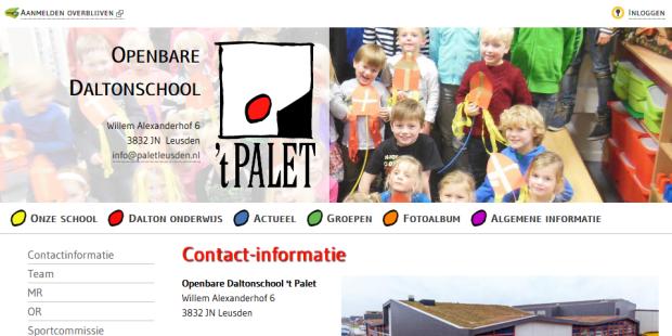 Openbare Daltonschool 't Palet