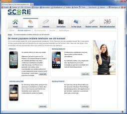 Score Telecom