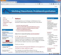 Stichting Steunfonds Probleemhypotheken