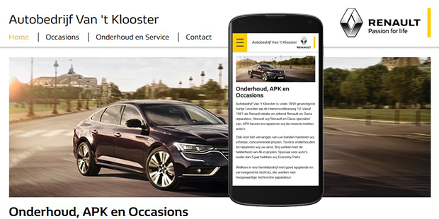 Autobedrijf Van 't Klooster