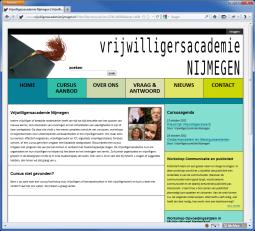 Vrijwilligersacademie Nijmegen